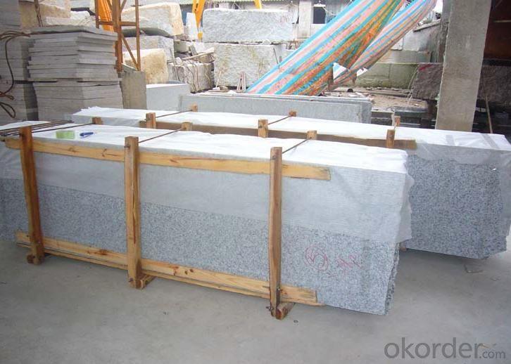 Granite tile of White Jade  M023