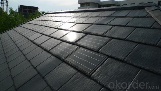 Solar Photovoltaic Slate Tile