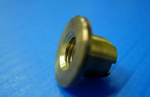 Copper Circular Nut