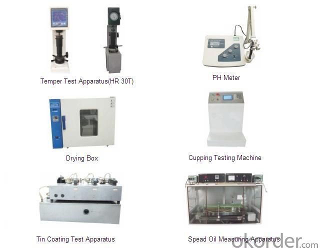 Tinplate For Chemical Use-CHBA