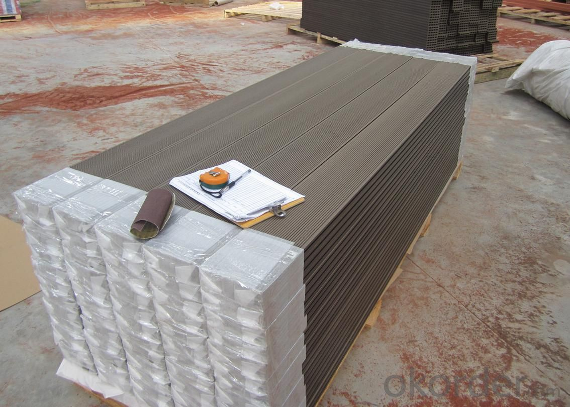 Wood Plastic Compostie Fence/Rail CMAX SF022