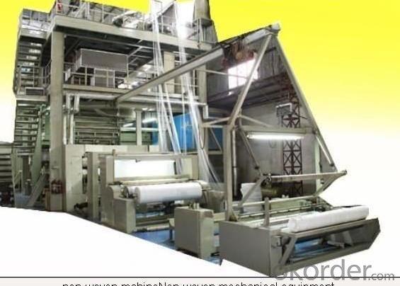 Nonwoven Machinery C