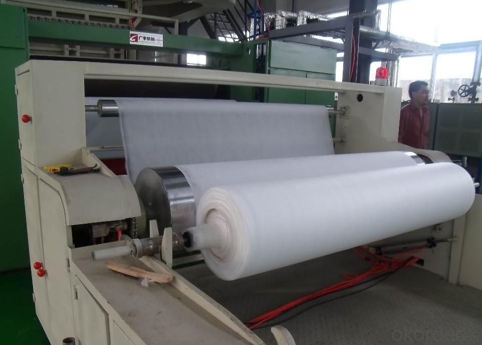 Nonwoven Machinery C