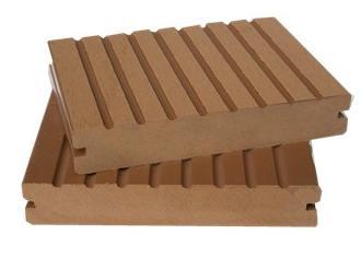 Wood Plastic Composite Decking CMAX H140S25B