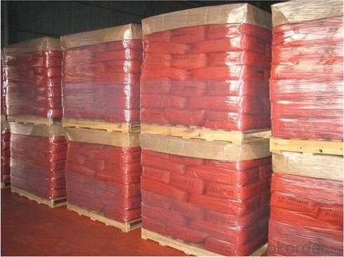 Iron Oxide Red With Good Price