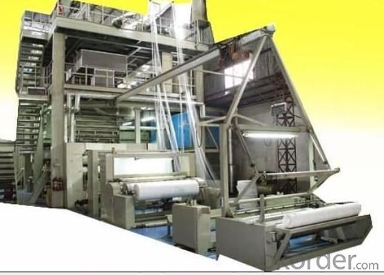 Nonwoven Machinery B