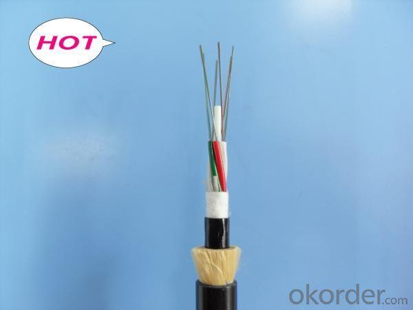 Single Model Optical Fiber Cable GYTS