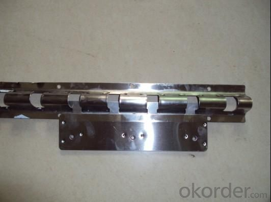 Pvc Strip Curtain Hardware