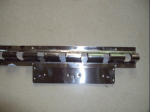 Pvc Strip Curtain Hardware