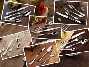 Best Seller 24 pcs Stainless Steel Cutlery Set