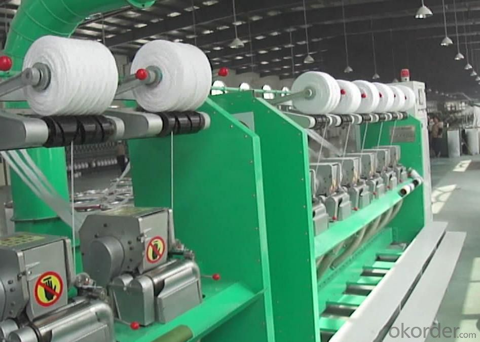 Friction Spinning Machine