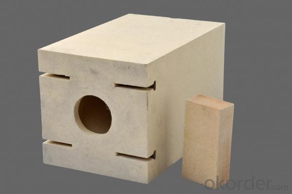 Zircon Mullite Brick ZAS25