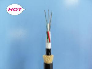 Direct Burial Optical Fiber Cable Double Sheath