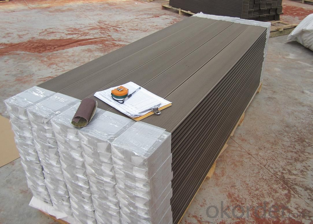 Wood Plastic Composite DIY Decking