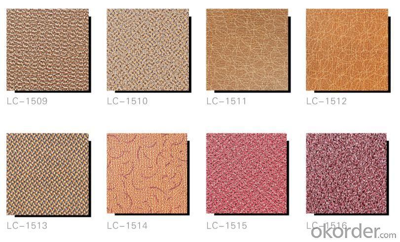 Vinyl (PVC) Tile - Carpet Series