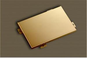 Golden Mirror ACP