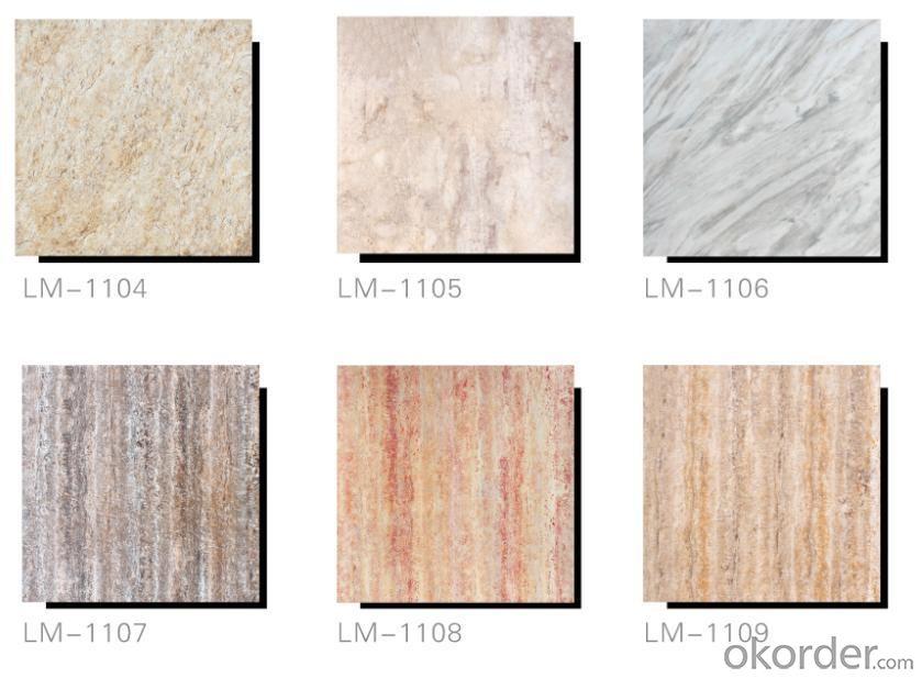 Vinyl (PVC) Tile - Stone Series