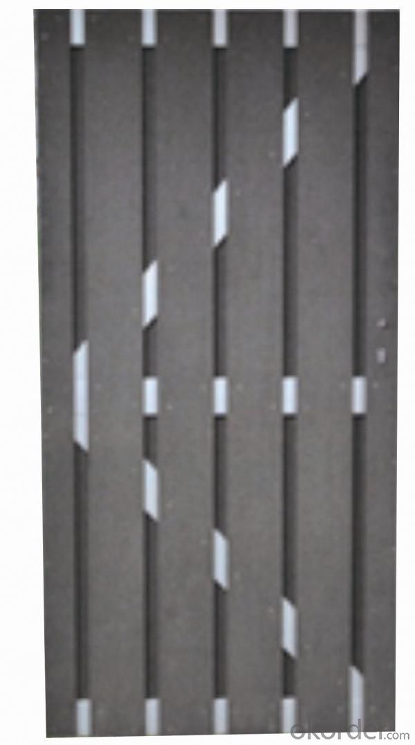Wood Plastic Compostie Fence/Rail CMAX SF022