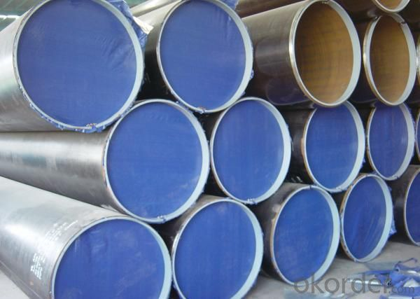 High Quality API 5L LSAW Welded Steel Pipes For Oil And Natural Gas Industries