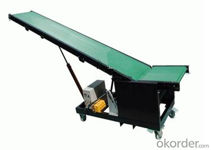 Solpe (Incline) Belt conveyor