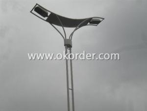 FRP Lighting Pole D20
