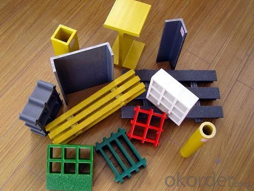 FRP Pultrusion Profiles RR 15
