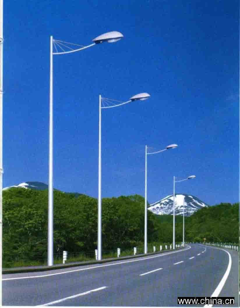 FRP Lighting Pole D35