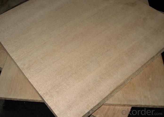 Veneer Faced Particle Board