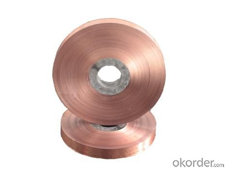 0.04mm Thin 99.99% Cooper foil Tape