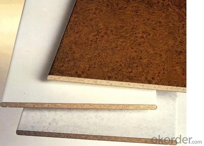 HPL Faced Particle Board