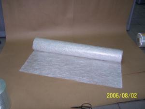 C-glass Chopped Strand Mat Fiberglass Raw Material