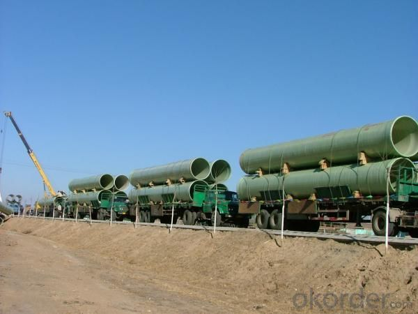 Composite Pipes DN200