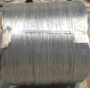 BS EN Steel Wire For Armouring Cable