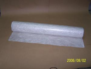 C-glass Chopped Strand Mat Fiberglass Raw Material