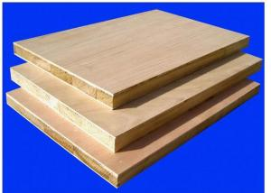 Best Quality Block Board/Melamine Blockboard with Fir /Poplar Core