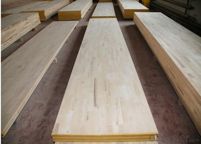 Radiate Pine Finger Jointed Panel
