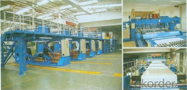 Bleaching Machinery J