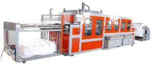 Plastic Vacuum Forming Machinery 750/1000