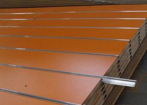 Slot Melamine MDF Plywood/Groove Panel