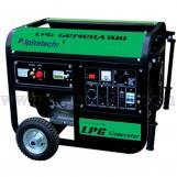 LPG Gas Generation