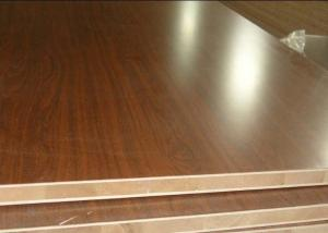Double Faced Melamine Faced/Laminated Blockboard/ MDF/Plywood Various Colors