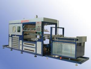 Automatic High Speed Plastic Vacuum Forming Machinery