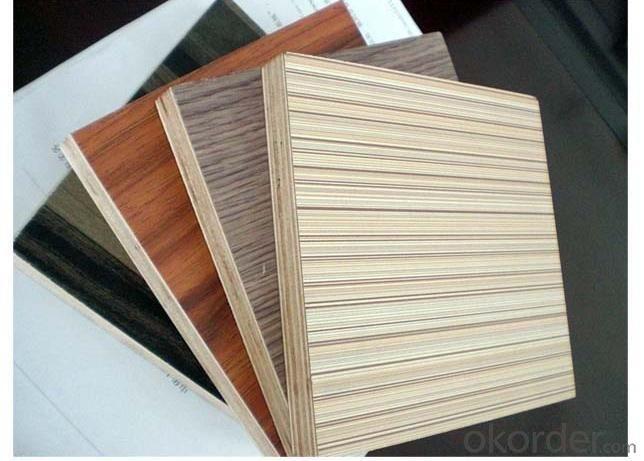 Melamine Faced Plywood Board