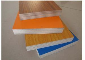 Melamine Faced Plywood Board