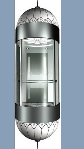 Panoramic Elevator (Crcle Type)