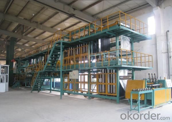 Bitumen Waterproofing Membrane Machinery