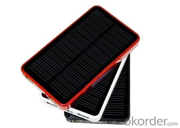 Solar Portable Charger S002