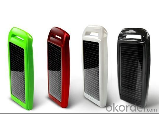 Solar Portable Charger S005