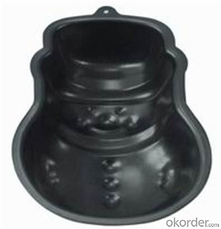Snowman Bakeware Cup