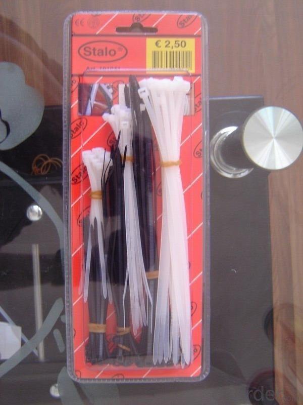 Nylon cable Tie HS-250D